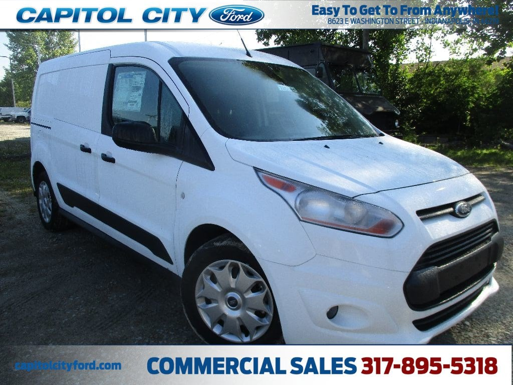 2018 Transit Connect 4x2,  Empty Cargo Van #T80694 - photo 1