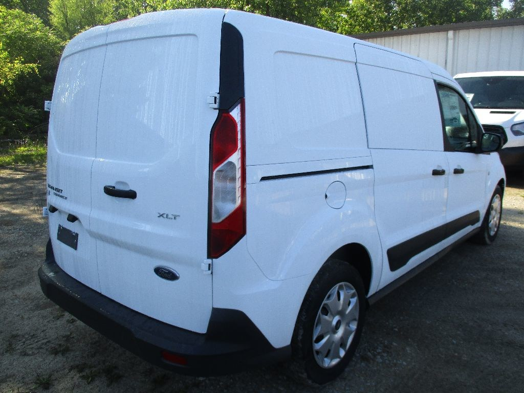2018 Transit Connect 4x2,  Empty Cargo Van #T80694 - photo 4