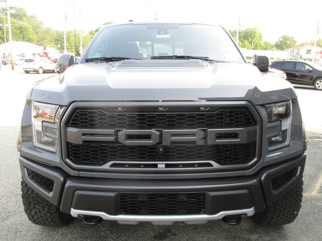 2018 F-150 SuperCrew Cab 4x4,  Pickup #T80706 - photo 10