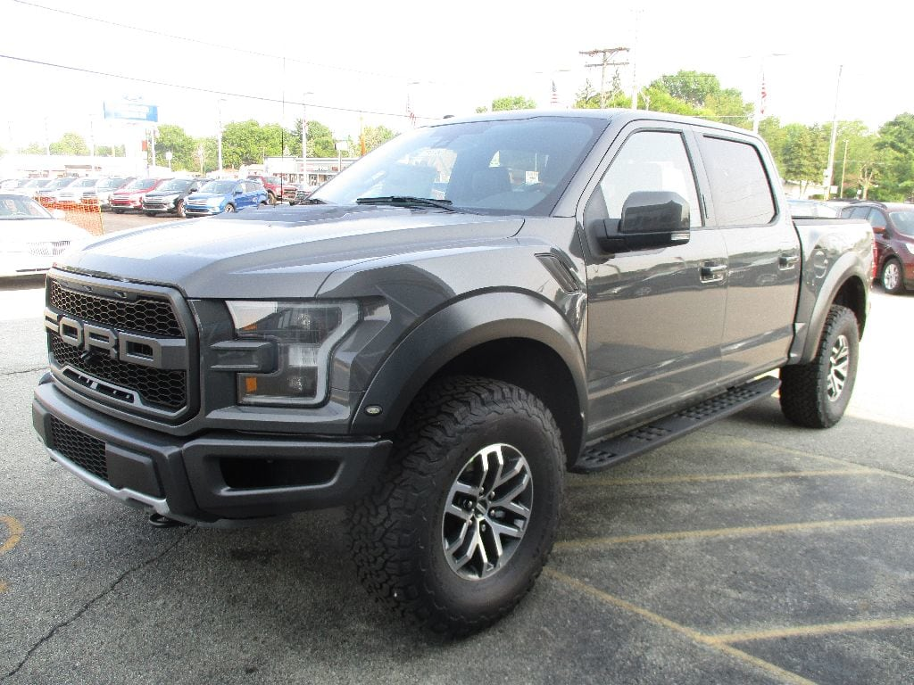 2018 F-150 SuperCrew Cab 4x4,  Pickup #T80706 - photo 9