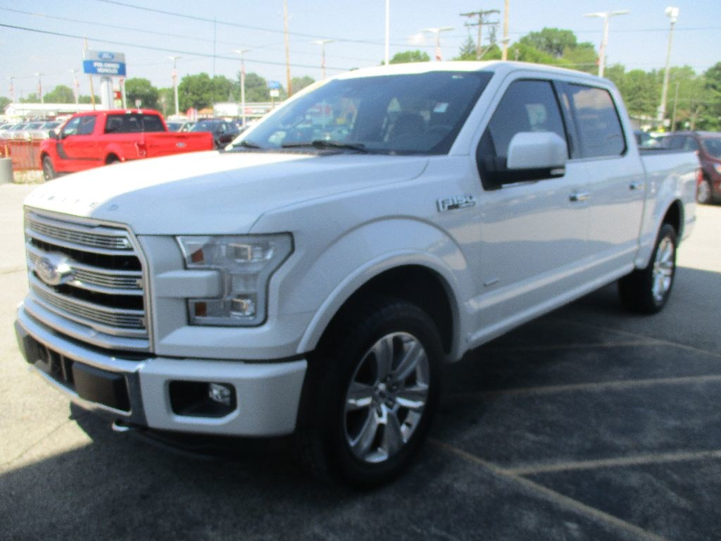 2016 F-150 SuperCrew Cab 4x4,  Pickup #T80722A - photo 8