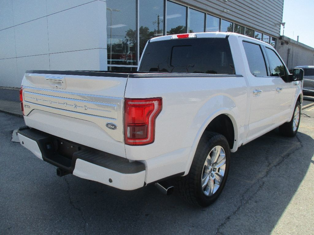 2016 F-150 SuperCrew Cab 4x4,  Pickup #T80722A - photo 2