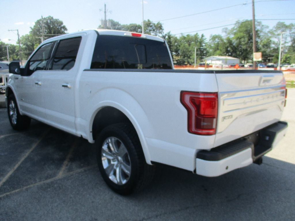 2016 F-150 SuperCrew Cab 4x4,  Pickup #T80722A - photo 7