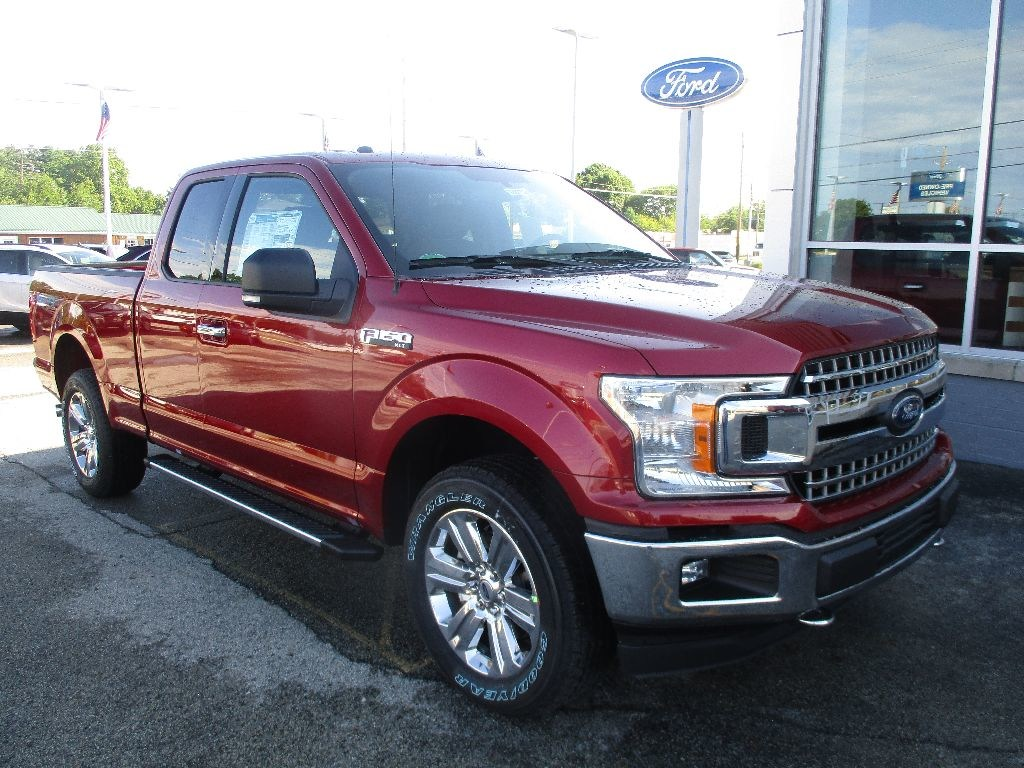 2018 F-150 Super Cab 4x4,  Pickup #T80754 - photo 6