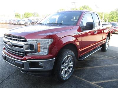 2018 F-150 Super Cab 4x4,  Pickup #T80754 - photo 9