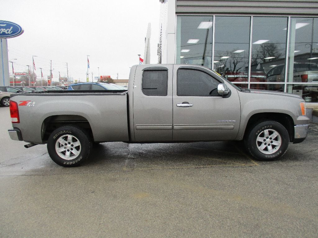 2008 Sierra 1500 Extended Cab 4x4,  Pickup #T80791B - photo 3