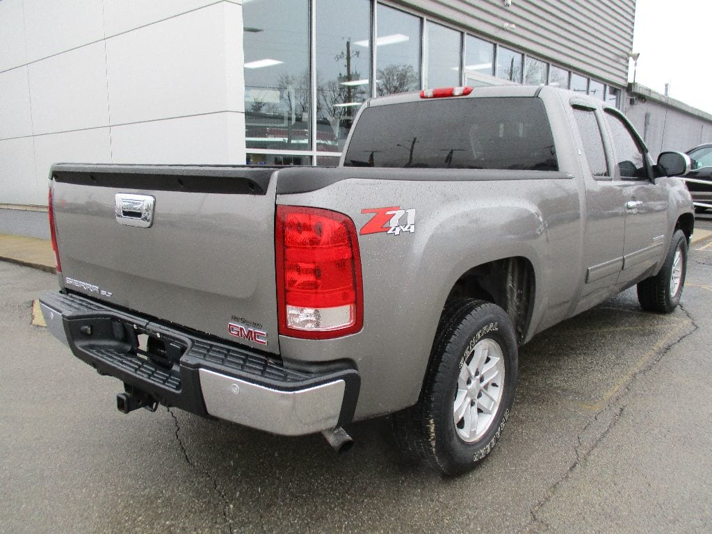 2008 Sierra 1500 Extended Cab 4x4,  Pickup #T80791B - photo 4