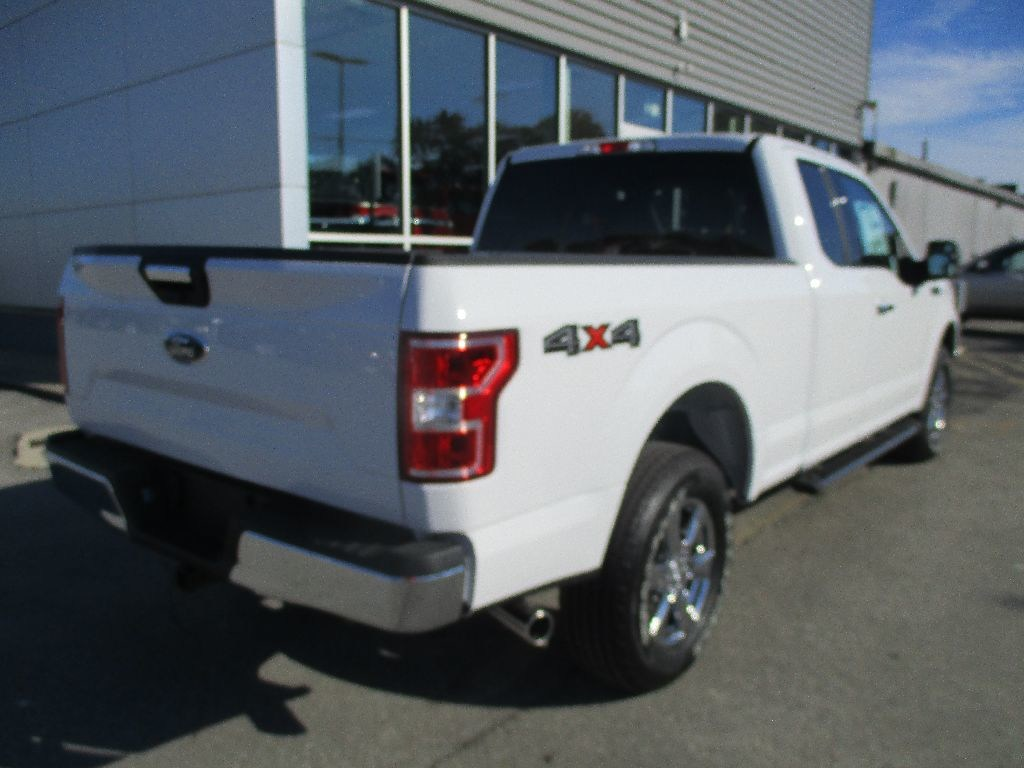 2018 F-150 Super Cab 4x4,  Pickup #T80817 - photo 2