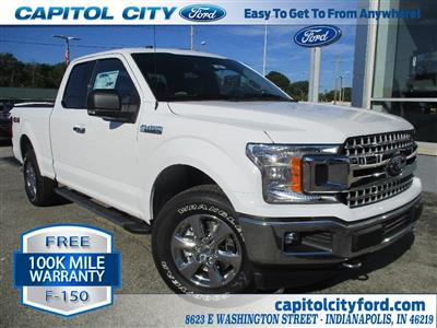 2018 F-150 Super Cab 4x4,  Pickup #T80817 - photo 1