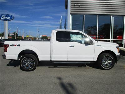 2018 F-150 Super Cab 4x4,  Pickup #T80817 - photo 3