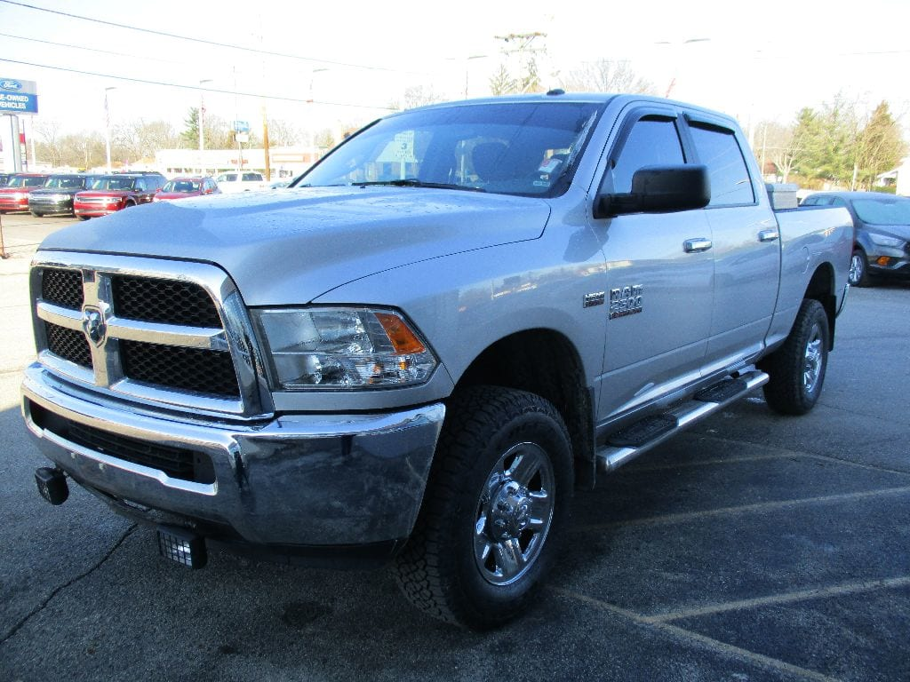 2016 Ram 2500 Crew Cab 4x4,  Pickup #T80843A - photo 8