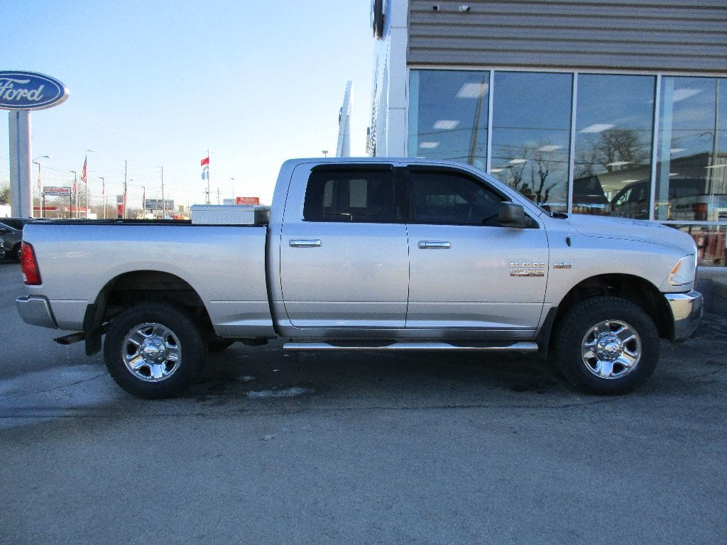 2016 Ram 2500 Crew Cab 4x4,  Pickup #T80843A - photo 3