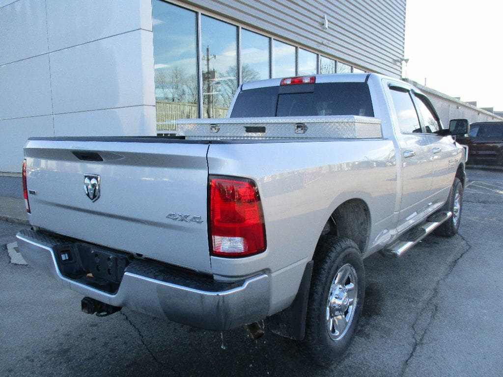 2016 Ram 2500 Crew Cab 4x4,  Pickup #T80843A - photo 2