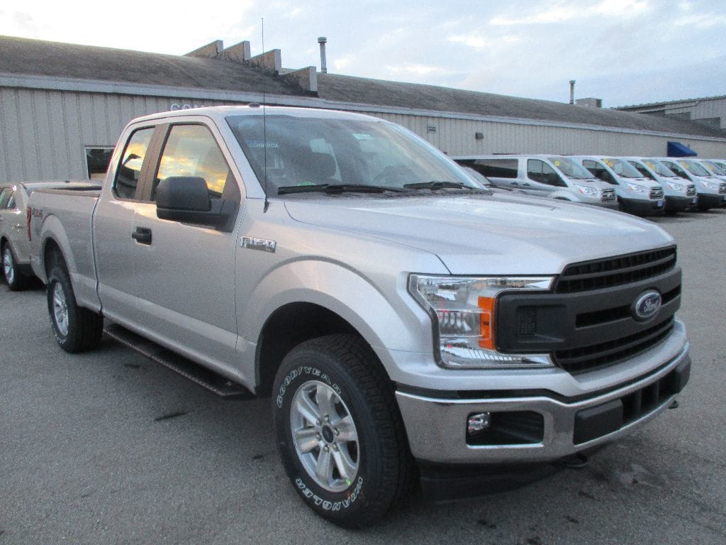 2018 F-150 Super Cab 4x4,  Pickup #T80844 - photo 6