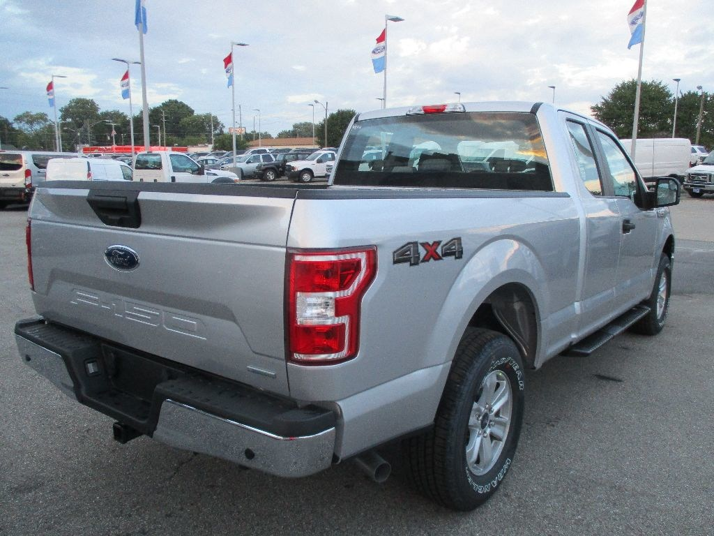 2018 F-150 Super Cab 4x4,  Pickup #T80844 - photo 2