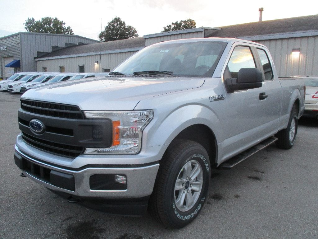 2018 F-150 Super Cab 4x4,  Pickup #T80844 - photo 3