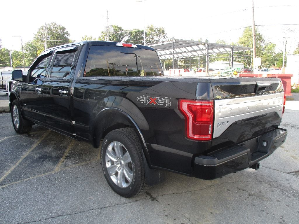 2016 F-150 SuperCrew Cab 4x4,  Pickup #T80855A - photo 8