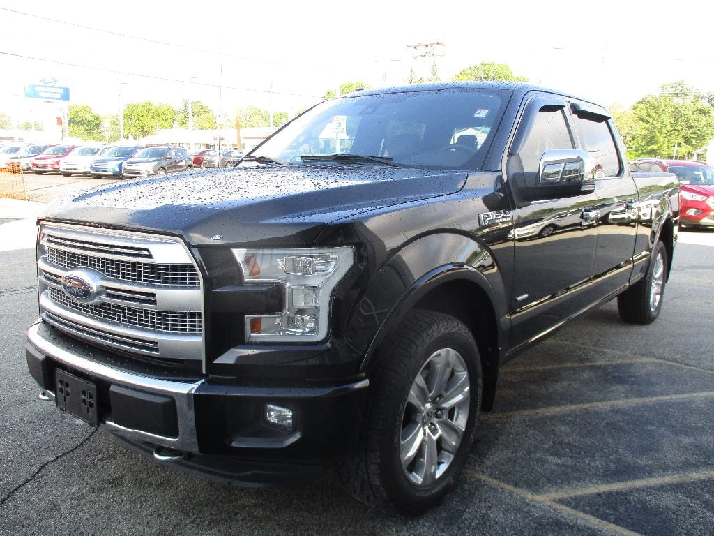 2016 F-150 SuperCrew Cab 4x4,  Pickup #T80855A - photo 9