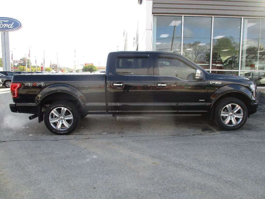 2016 F-150 SuperCrew Cab 4x4,  Pickup #T80855A - photo 3