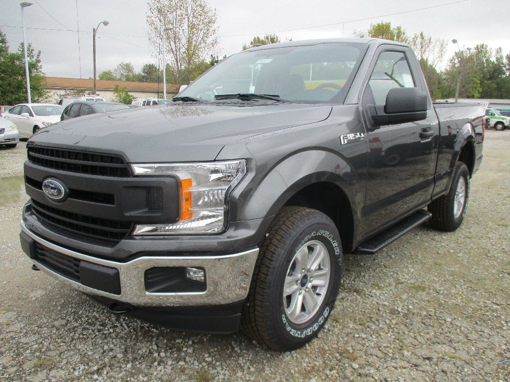 2018 F-150 Regular Cab 4x4,  Pickup #T80872 - photo 10