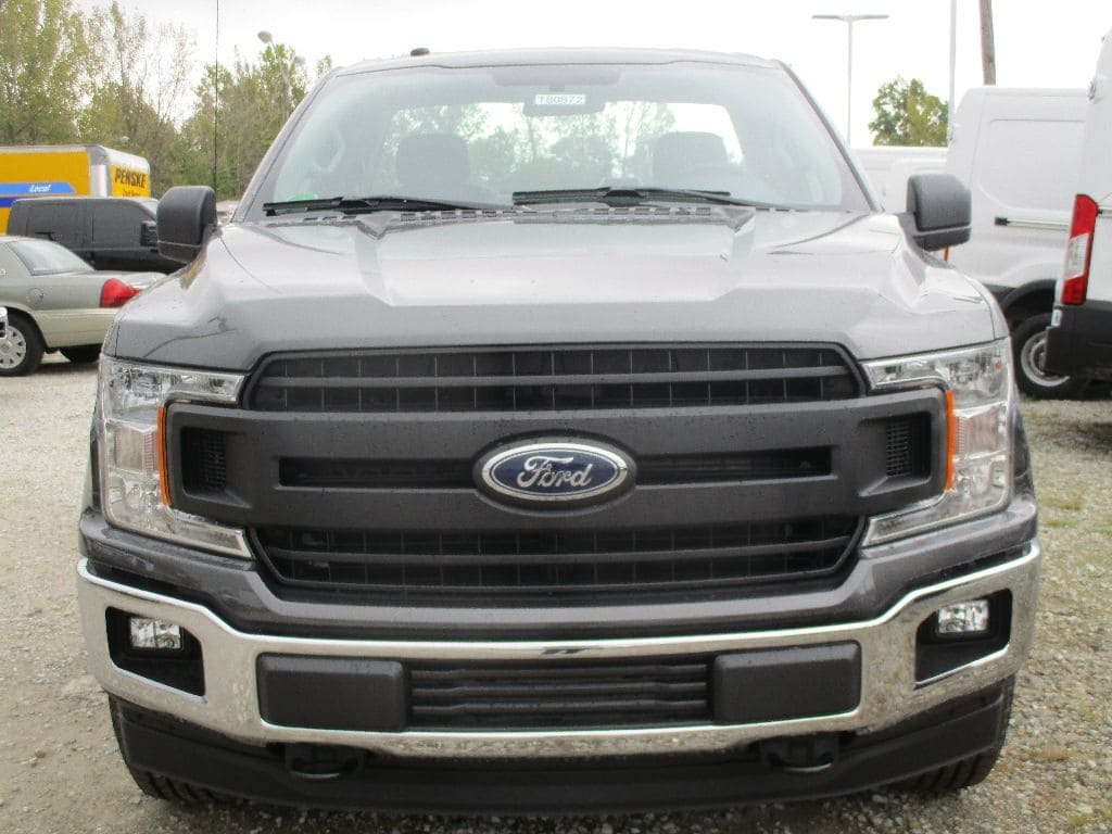 2018 F-150 Regular Cab 4x4,  Pickup #T80872 - photo 11