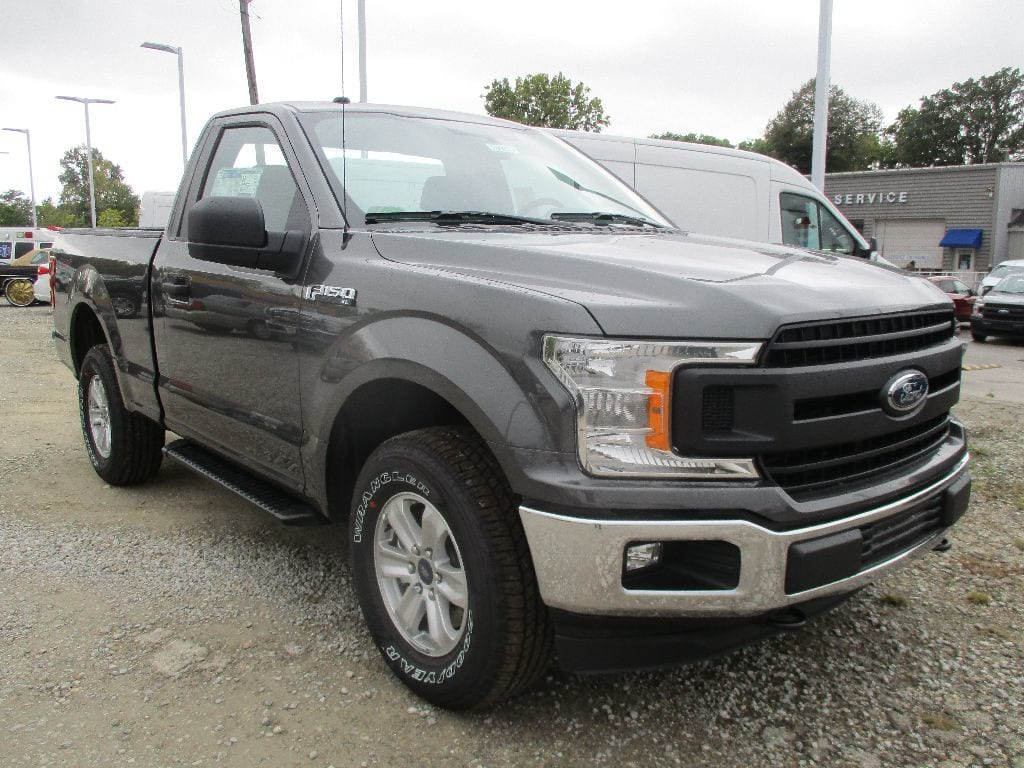 2018 F-150 Regular Cab 4x4,  Pickup #T80872 - photo 3