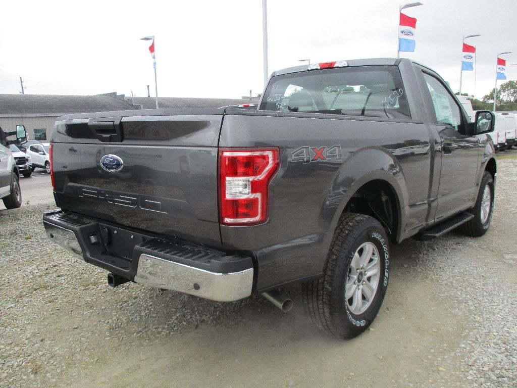 2018 F-150 Regular Cab 4x4,  Pickup #T80872 - photo 2