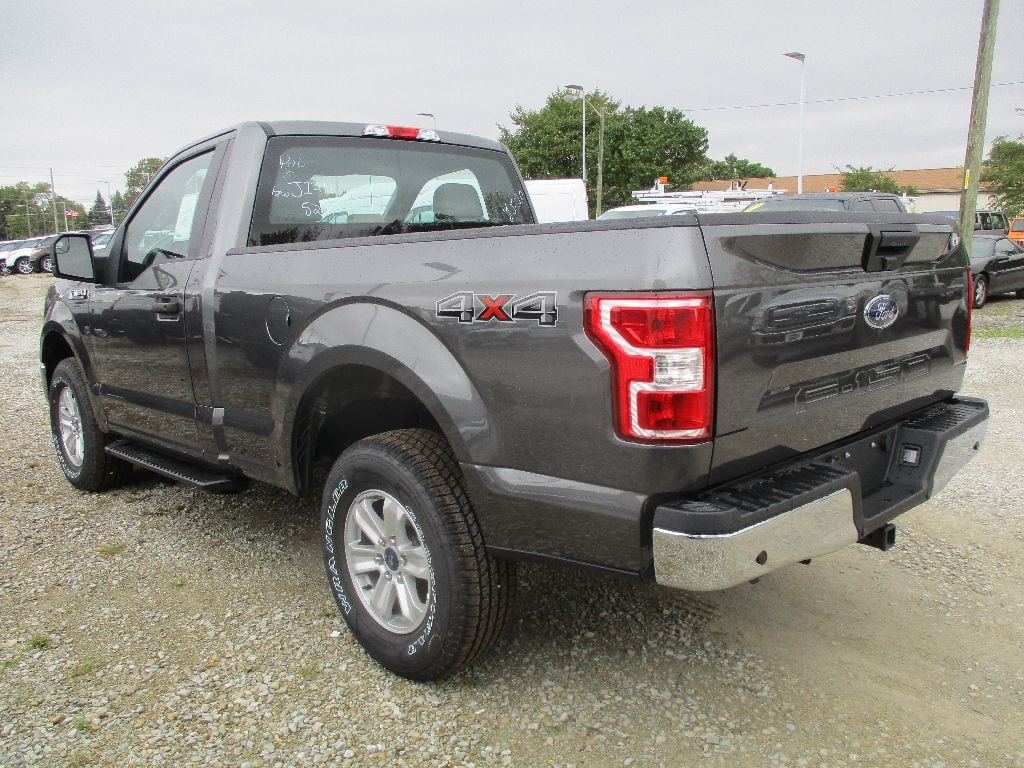 2018 F-150 Regular Cab 4x4,  Pickup #T80872 - photo 8