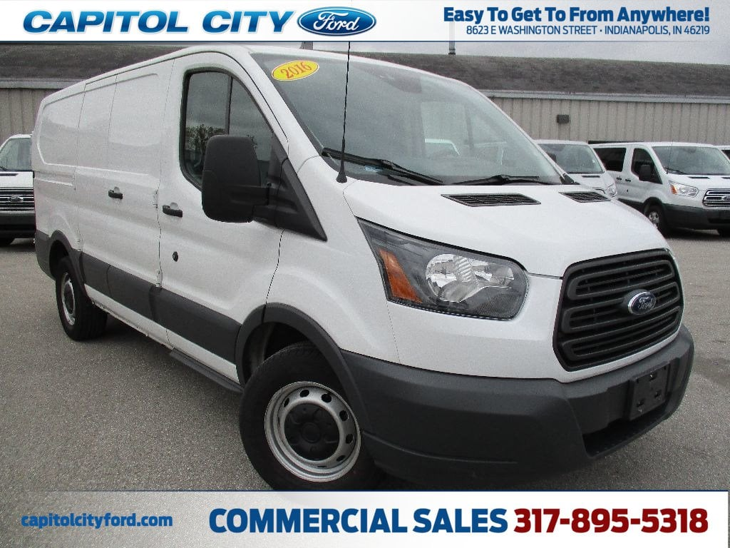 2016 Transit 150 Low Roof 4x2,  Empty Cargo Van #T80884A - photo 1