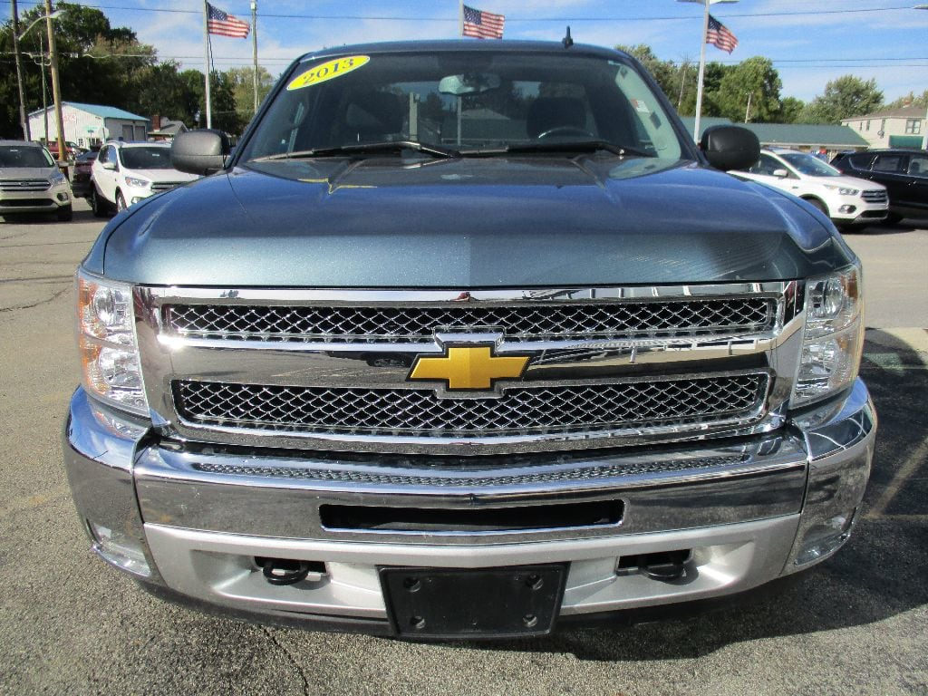2013 Silverado 1500 Regular Cab 4x2,  Pickup #T80887A - photo 10