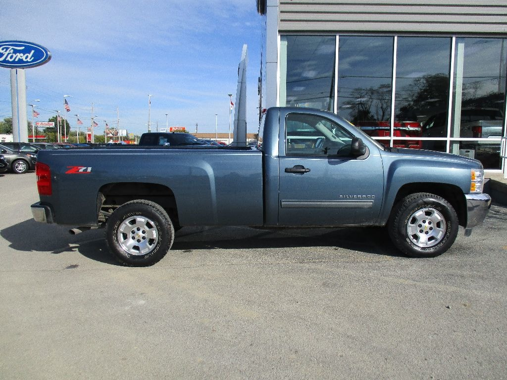 2013 Silverado 1500 Regular Cab 4x2,  Pickup #T80887A - photo 3