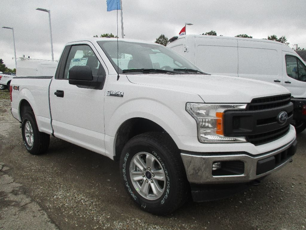 2018 F-150 Regular Cab 4x4,  Pickup #T80888 - photo 3