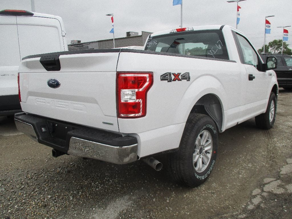 2018 F-150 Regular Cab 4x4,  Pickup #T80888 - photo 2