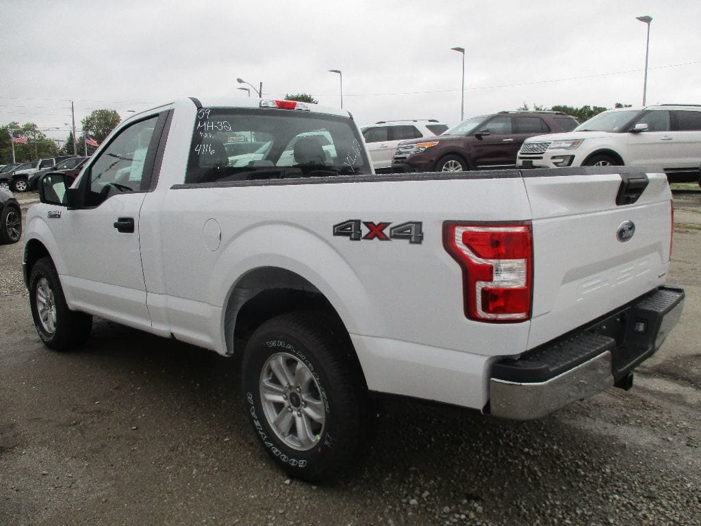 2018 F-150 Regular Cab 4x4,  Pickup #T80888 - photo 8