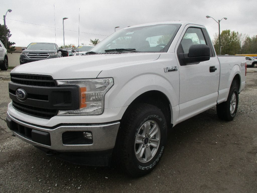 2018 F-150 Regular Cab 4x4,  Pickup #T80888 - photo 9