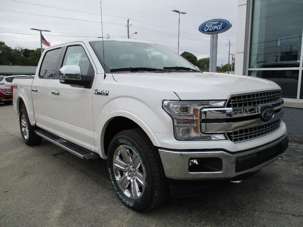 2018 F-150 SuperCrew Cab 4x4,  Pickup #T80907 - photo 2