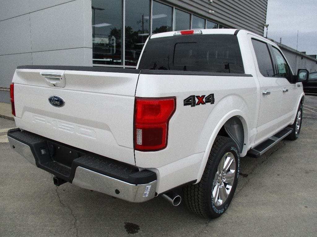 2018 F-150 SuperCrew Cab 4x4,  Pickup #T80907 - photo 4