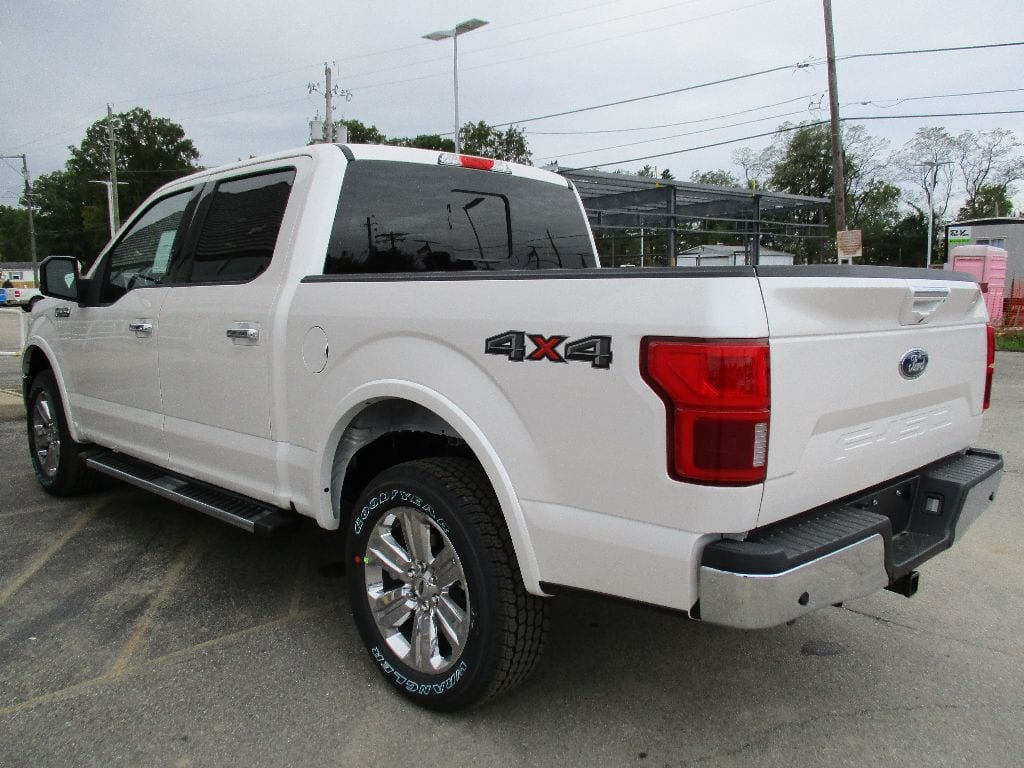 2018 F-150 SuperCrew Cab 4x4,  Pickup #T80907 - photo 8