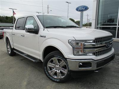 2018 F-150 SuperCrew Cab 4x4,  Pickup #T80907 - photo 35
