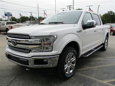 2018 F-150 SuperCrew Cab 4x4,  Pickup #T80907 - photo 9