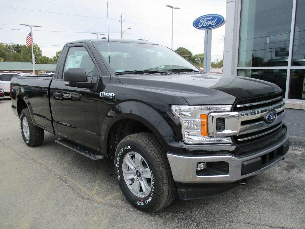 2018 F-150 Regular Cab 4x4,  Pickup #T80912 - photo 5