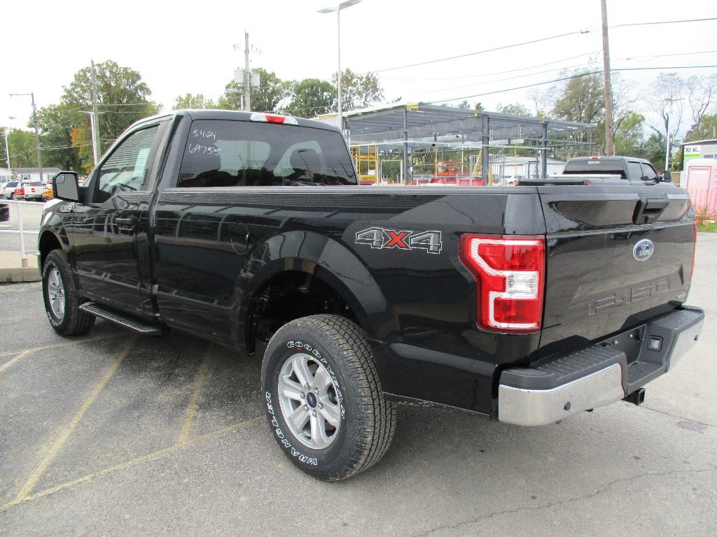 2018 F-150 Regular Cab 4x4,  Pickup #T80912 - photo 8