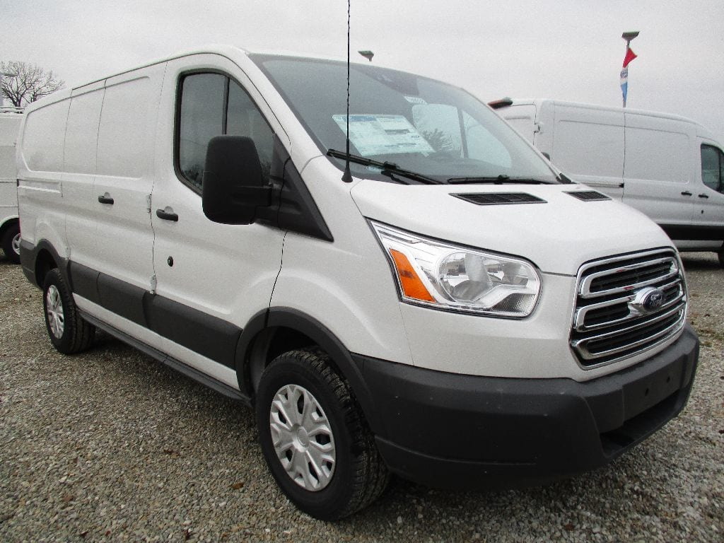 2018 Transit 250 Low Roof 4x2,  Upfitted Cargo Van #T80938 - photo 6