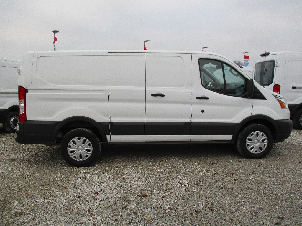 2018 Transit 250 Low Roof 4x2,  Upfitted Cargo Van #T80938 - photo 3