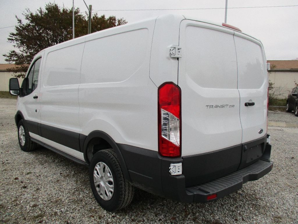 2018 Transit 250 Low Roof 4x2,  Upfitted Cargo Van #T80938 - photo 8