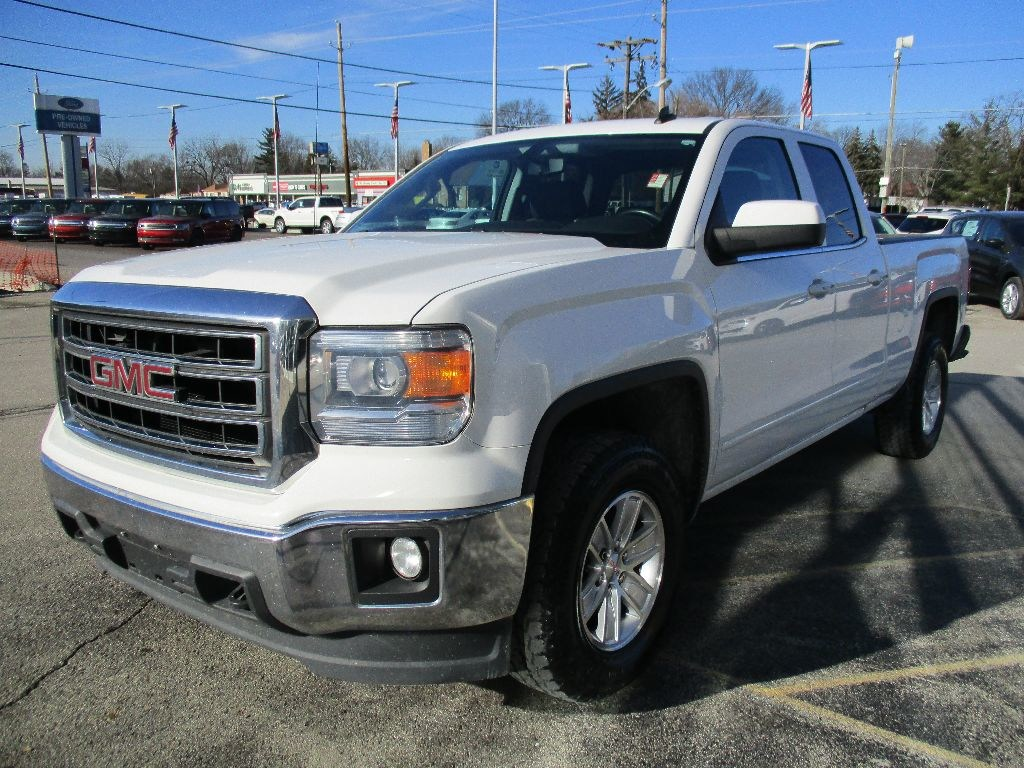 2014 Sierra 1500 Double Cab 4x4,  Pickup #T80956B - photo 8