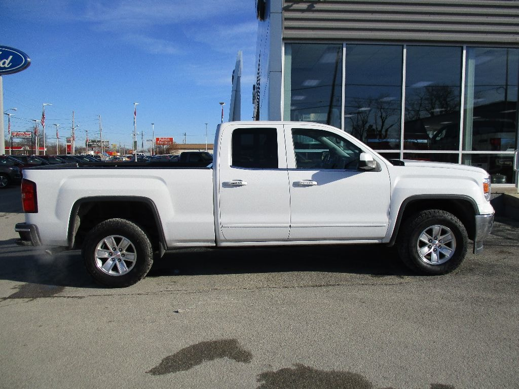 2014 Sierra 1500 Double Cab 4x4,  Pickup #T80956B - photo 3