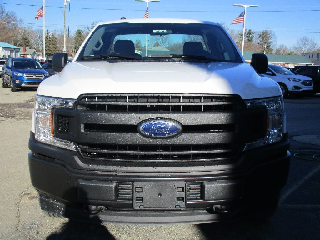2018 F-150 Regular Cab 4x4,  Pickup #T80981 - photo 10