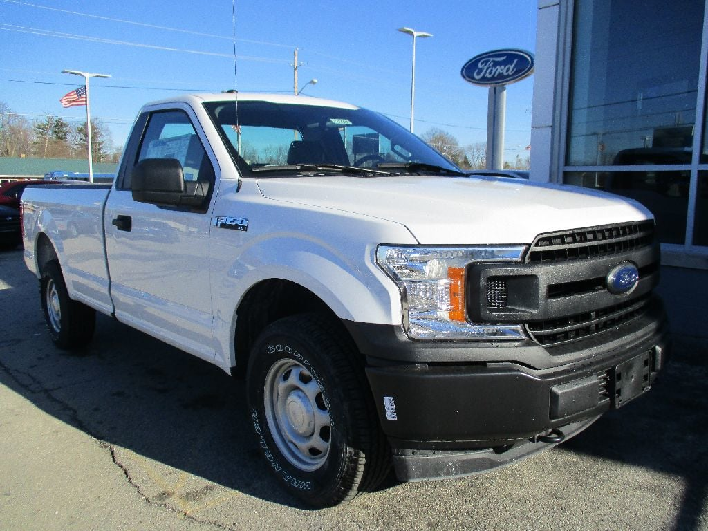 2018 F-150 Regular Cab 4x4,  Pickup #T80981 - photo 3