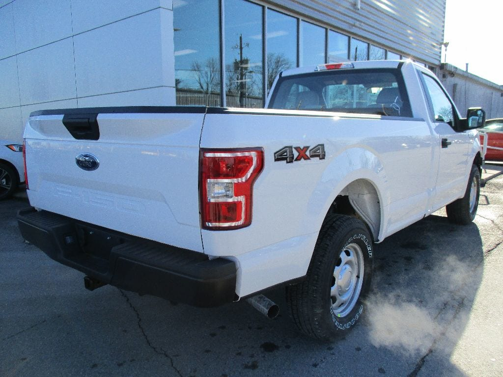 2018 F-150 Regular Cab 4x4,  Pickup #T80981 - photo 2
